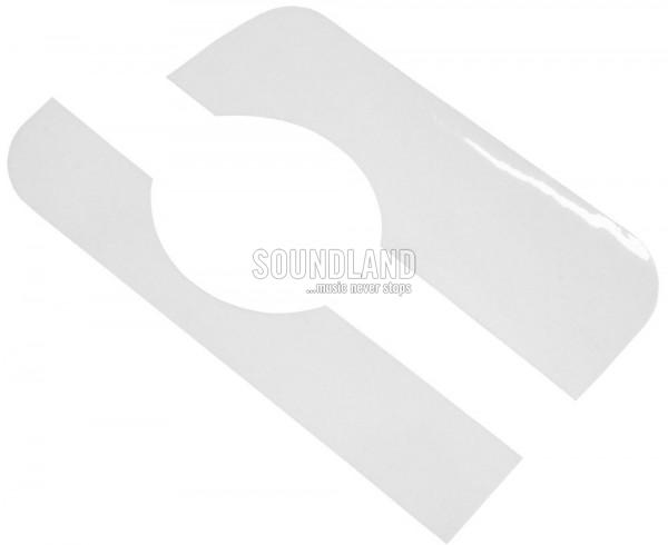 Stegeinlage Knochen Rohling Steg 80 x 2,2 mm für Konzertgitarre