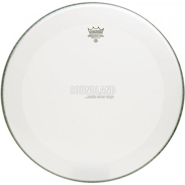 Remo Powerstroke 3 Smooth White 22''