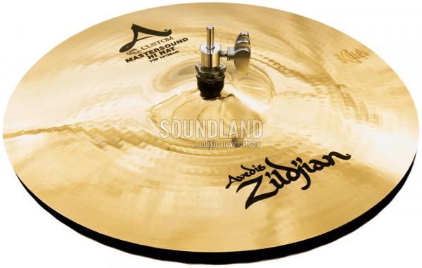 Zildjian A Custom Mastersound HiHats 14''