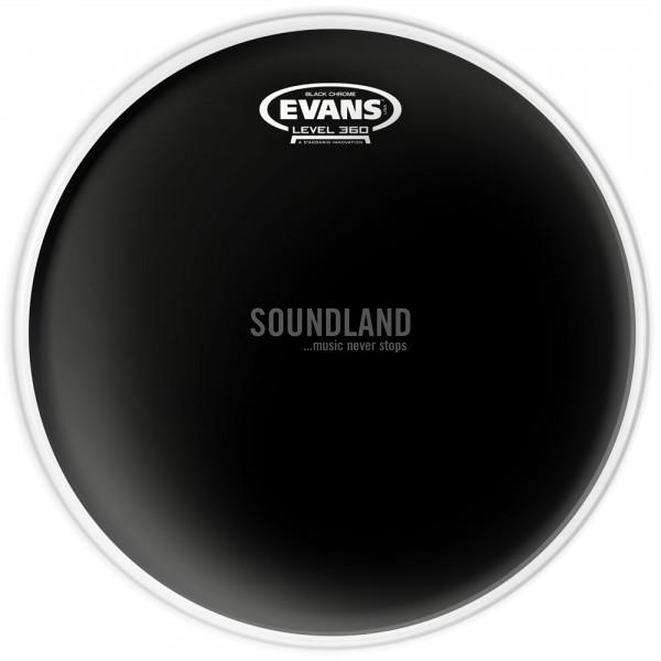 Evans TT13CHR Black Chrome 13''