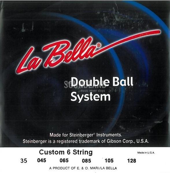 La Bella Custom Double Ball System 030-128