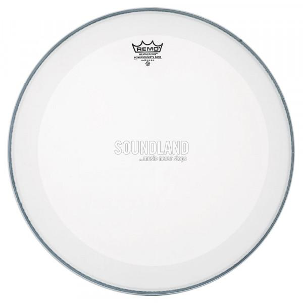 Remo Powerstroke 4 Clear 26''