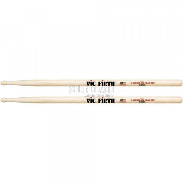 Vic Firth ROCK Hickory Drumsticks