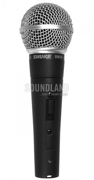 Shure SM58 S mit Schalter