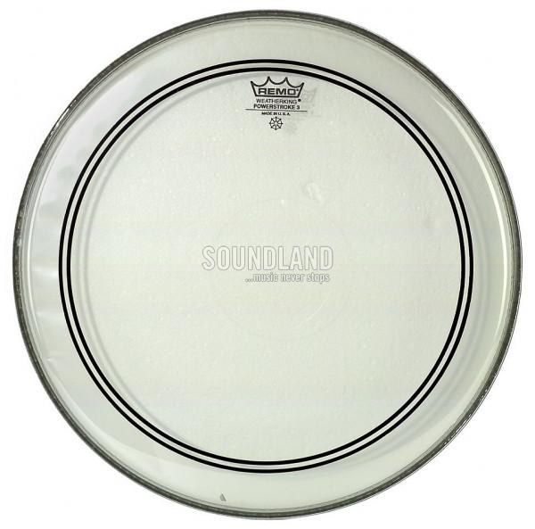 Remo Powerstroke 3 Clear 6''