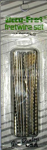 Dunlop Bünde-Set 6100 Jumbo