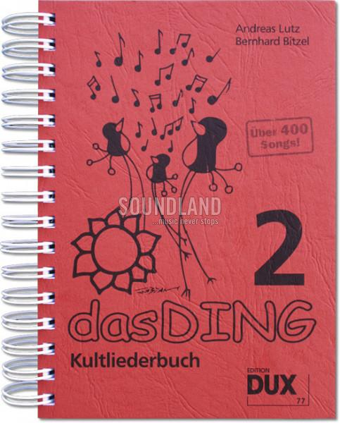 Das Ding 2 - Kultliederbuch