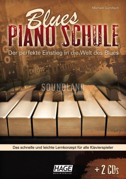 Blues Piano Schule