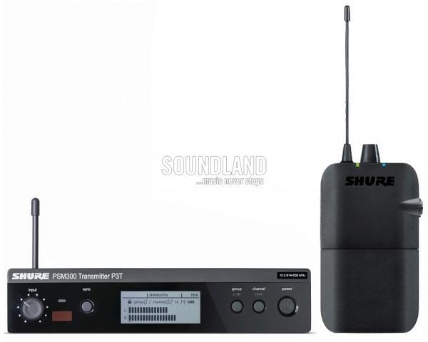 Shure PSM300 Set S8