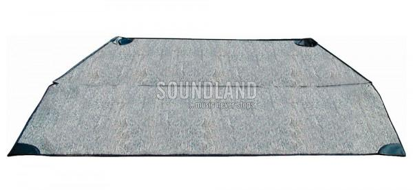 RockBag RB22201B Drum Carpet