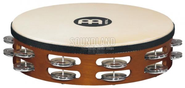 Meinl TAH2A-AB Traditional Goat Skin Tambourine
