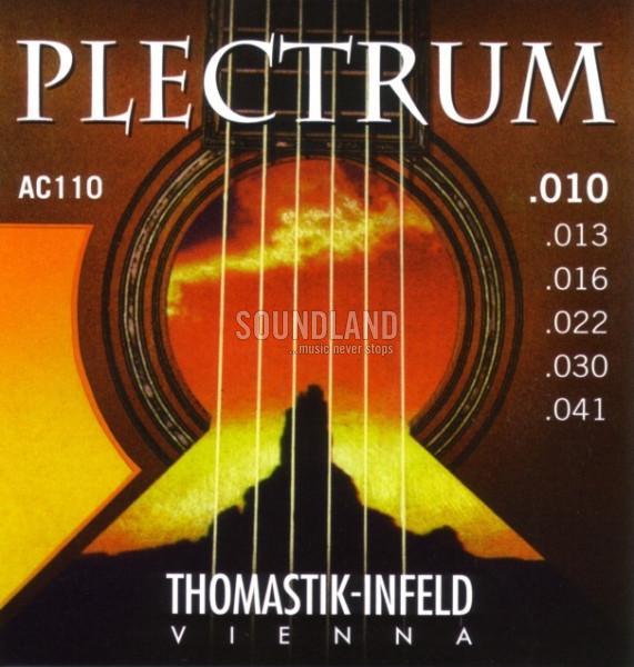 Thomastik AC110 Plectrum 010-041