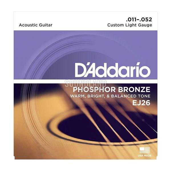 D'Addario EJ26 011-052