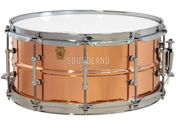 Ludwig LC662T Copper Phonic Snare Drum