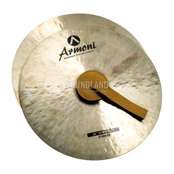Sonor Armoni AC16SY Marching Cymbals 16''