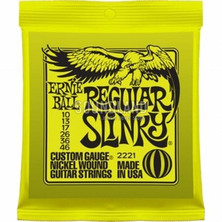 Ernie Ball 2221 Regular Slinky 010/046