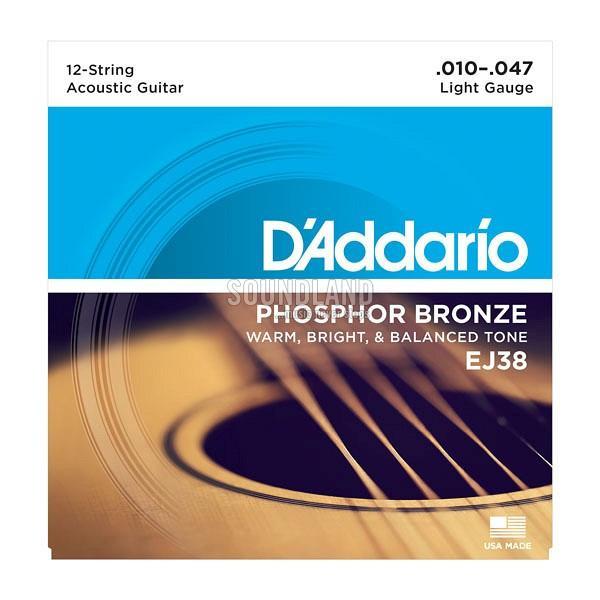 D'Addario EJ38 010-047