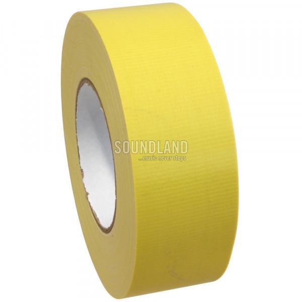 Gaffa Profi Tape gelb