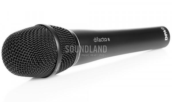 DPA d:facto II Gesangsmikrofon