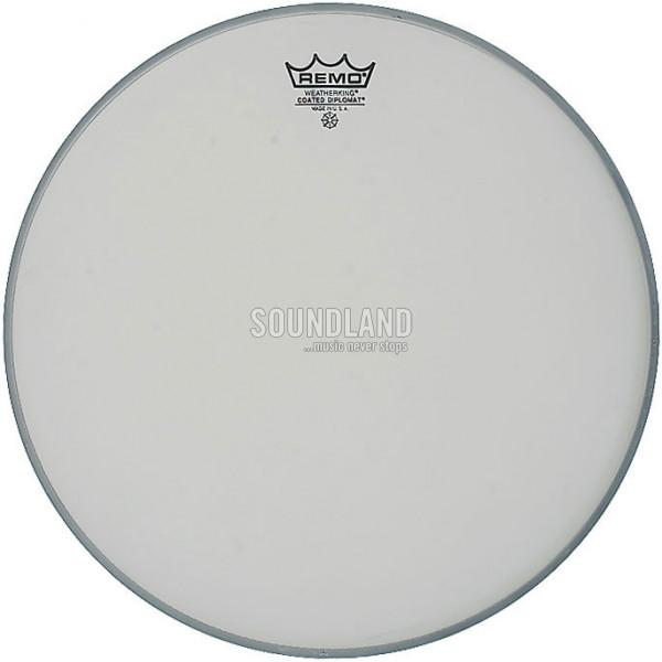 Remo Diplomat Coated 13''