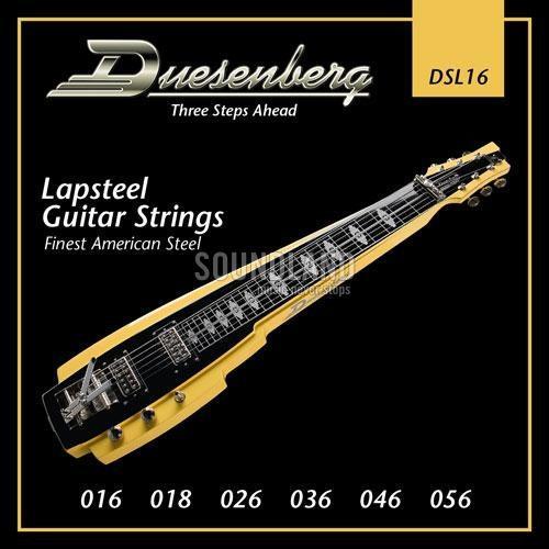 Duesenberg DSL16 Lapsteel 016-056