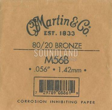 Martin M56B Einzelsaite 056