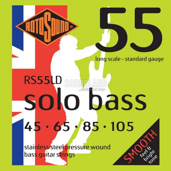Rotosound RS55LD Solo Bass 045-105