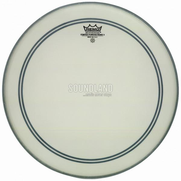 Remo Powerstroke 3 Coated 18''