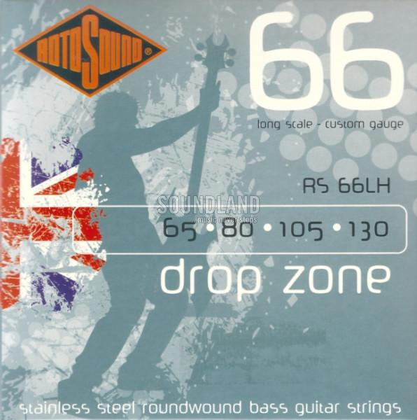 Rotosound RS66LH Drop Zone 065-130