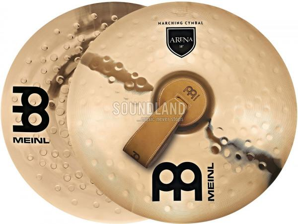 Meinl MA-AR-18 Arena Marching Cymbals 18''