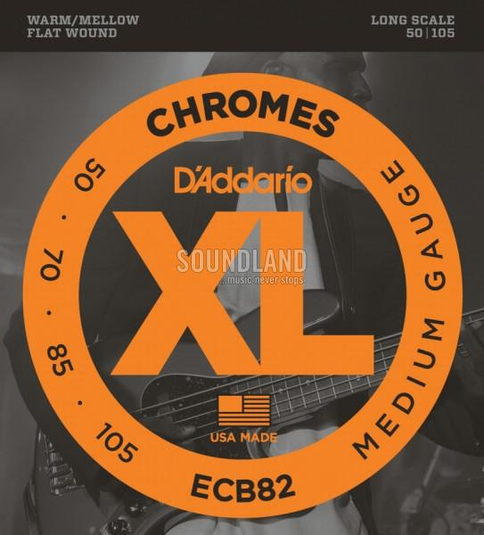D'Addario ECB82 050-105