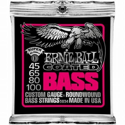 Ernie Ball 3834 Super Slinky 045-100