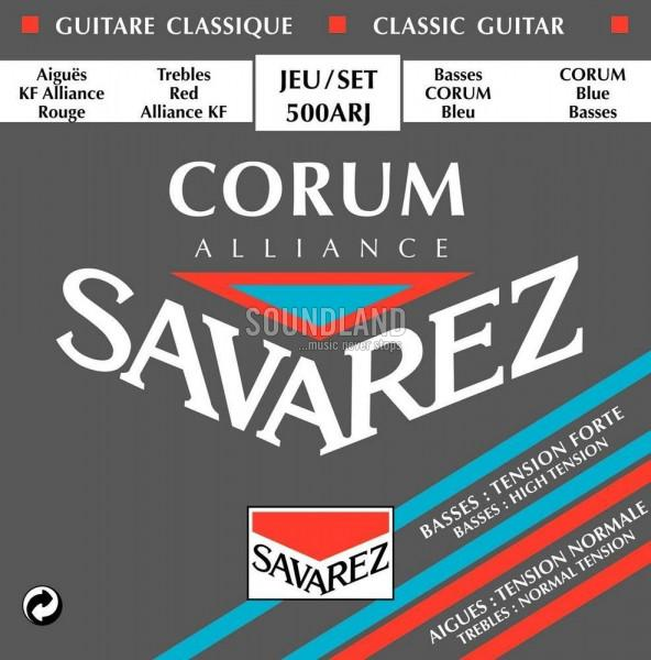 Savarez 500ARJ Corum Alliance mixed tension