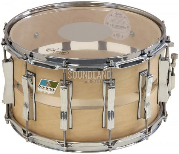 Ludwig LS1284XXSN Slotted Coliseum Snare Drum