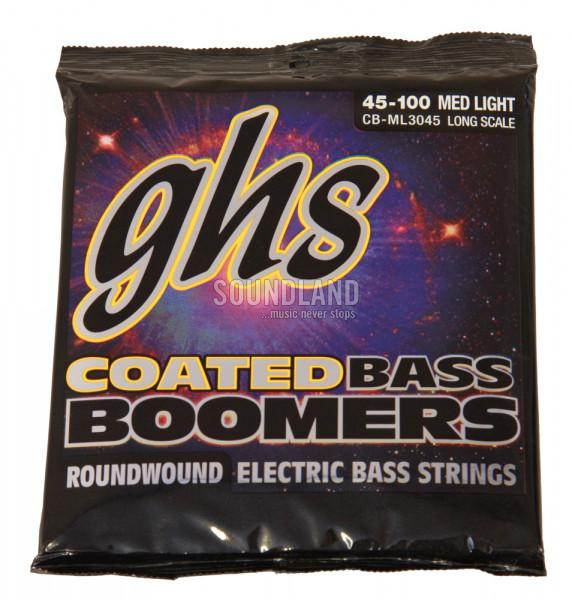 GHS Coated Boomers CB-ML3045 45-100