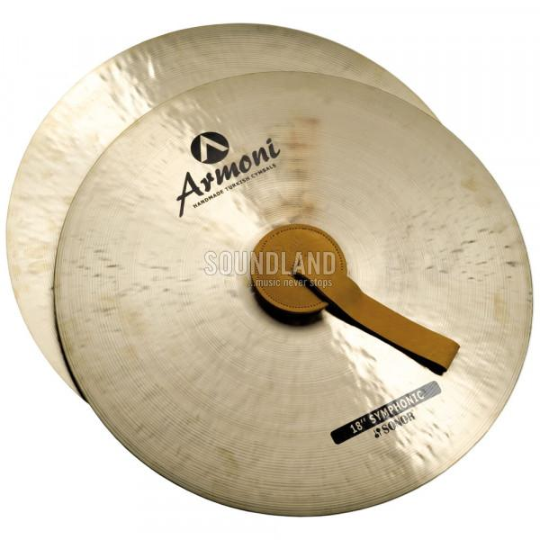 Sonor Armoni AC18SY Marching Cymbals 18''