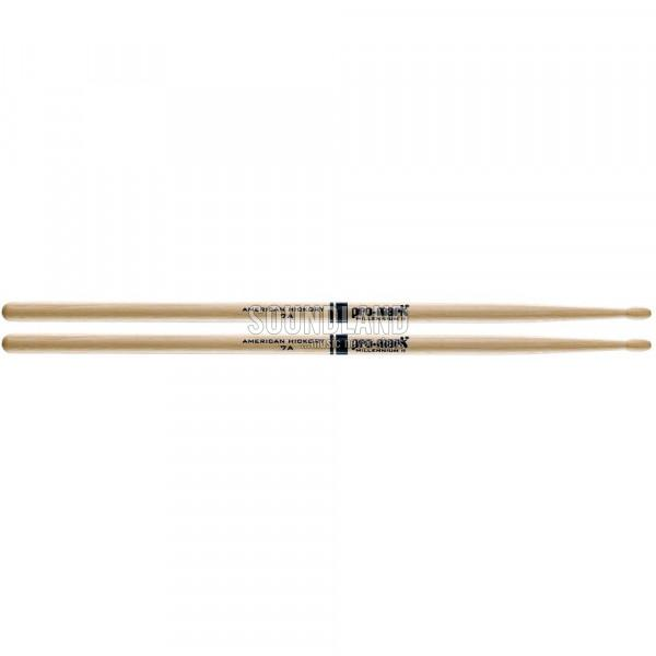 Pro Mark TX7AW Hickory 7A Wood Tip Drumsticks