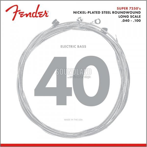 Fender 7250L 040-100